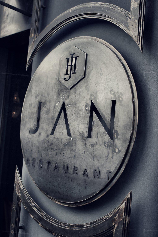RESTAURANT JAN -