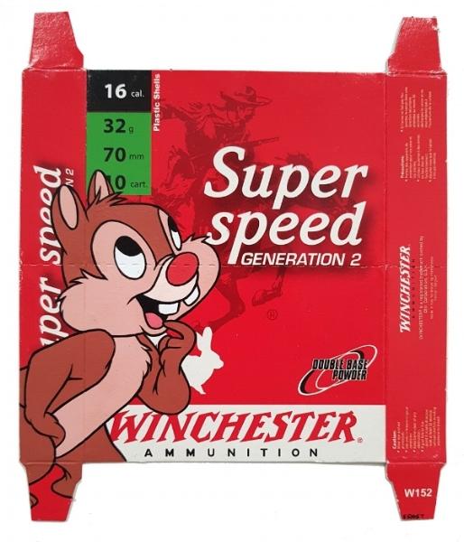 Generation Winchester - Acrylic on ammunition packaging - Feb 2018
