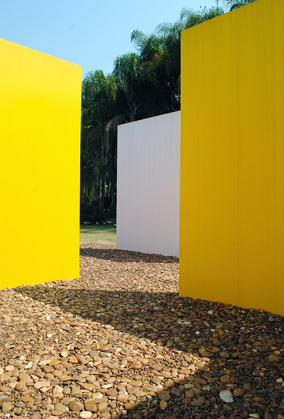 magic square #5, de hélio oiticica