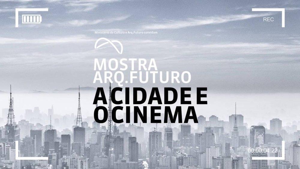 imagem de divulgação da mostra arq. futuro. FONTE: http://arqfuturo.com.br/frontend/home/post/2093