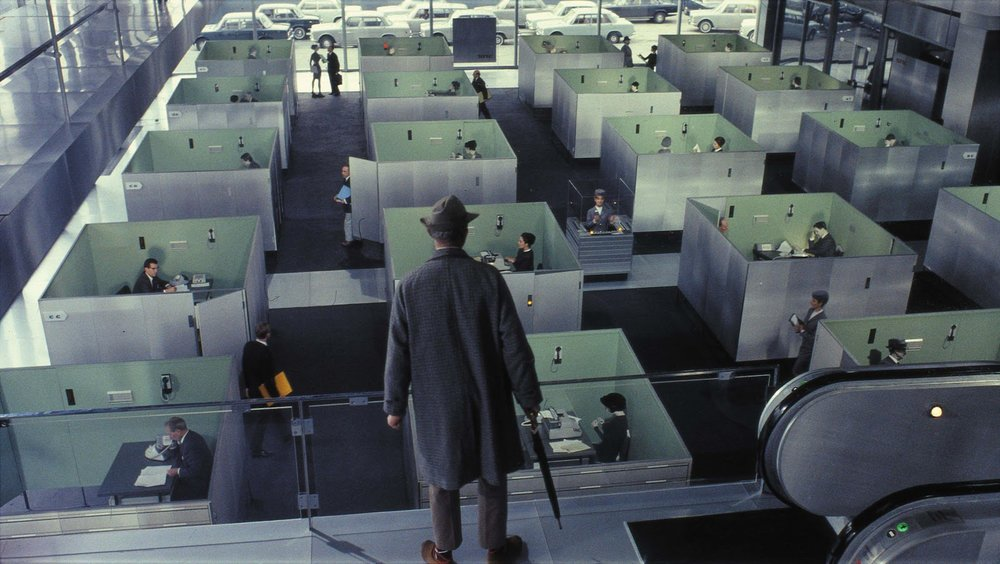 Playtime, Jacques tati