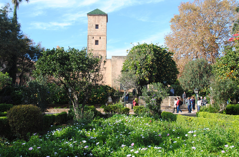 Jardins de Andaluzia