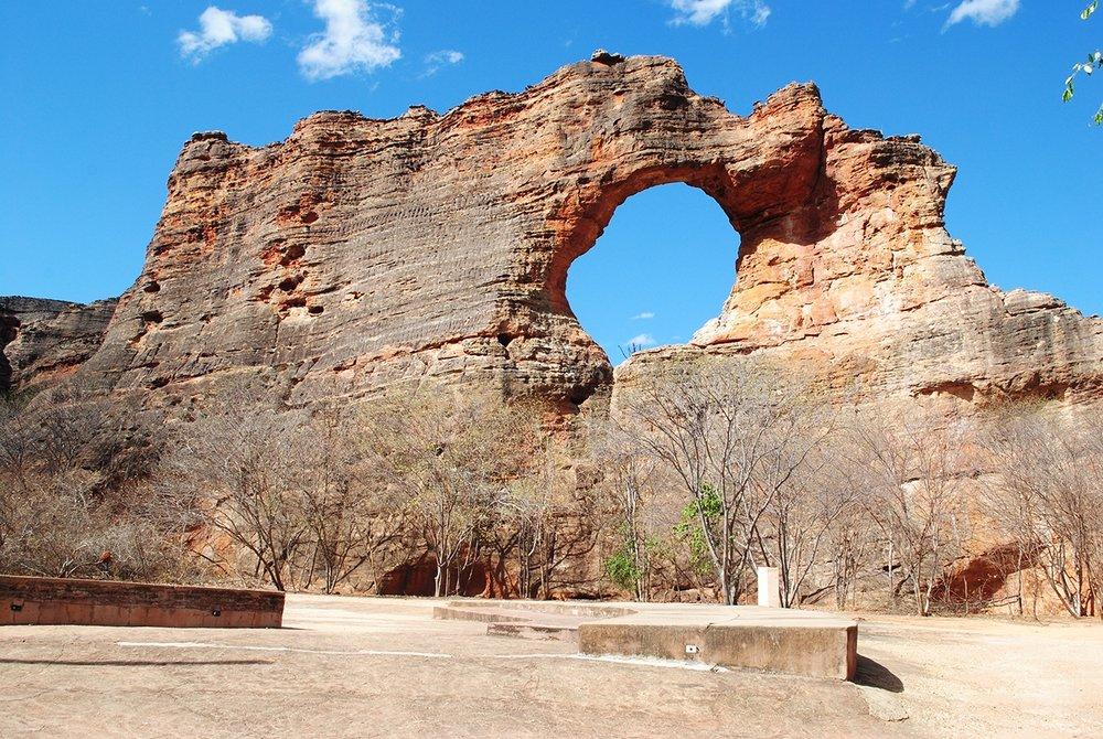 Sítio arqueológico da Pedra Furada