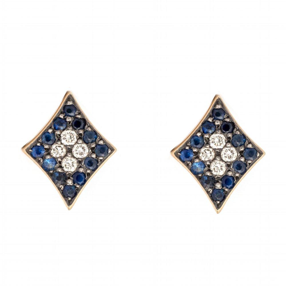 Rhombi Earrings
