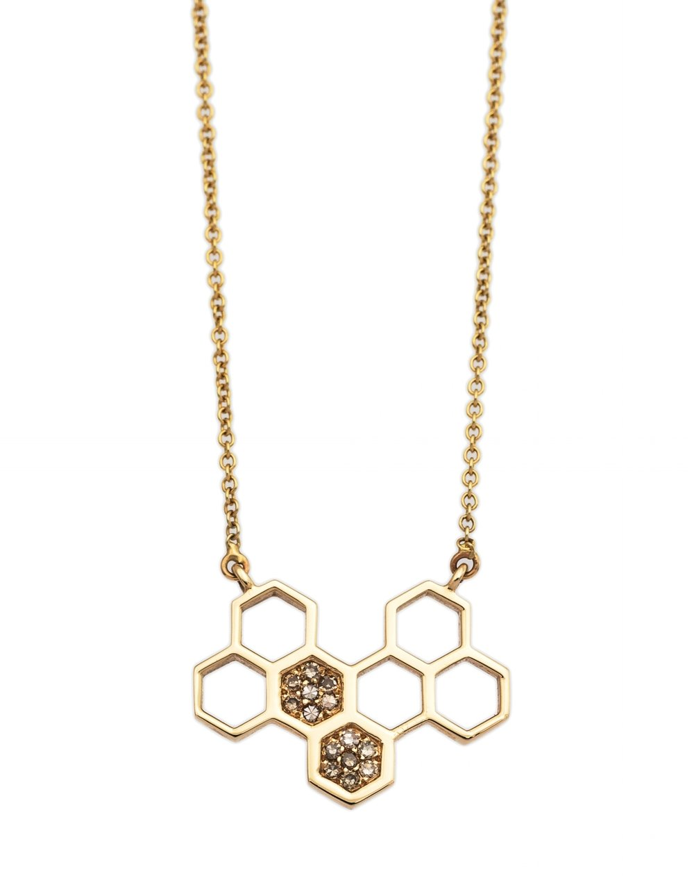 Honeycombs Eve Necklace