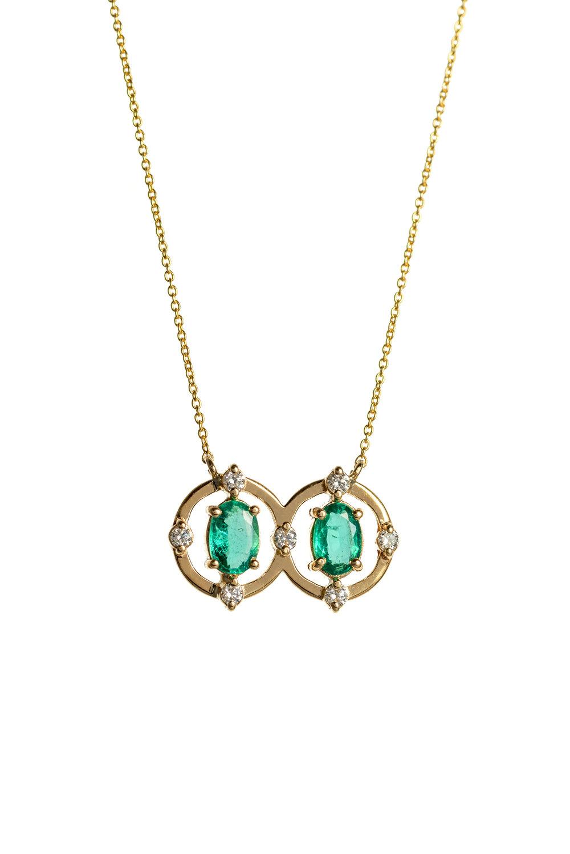 Camellia Necklace