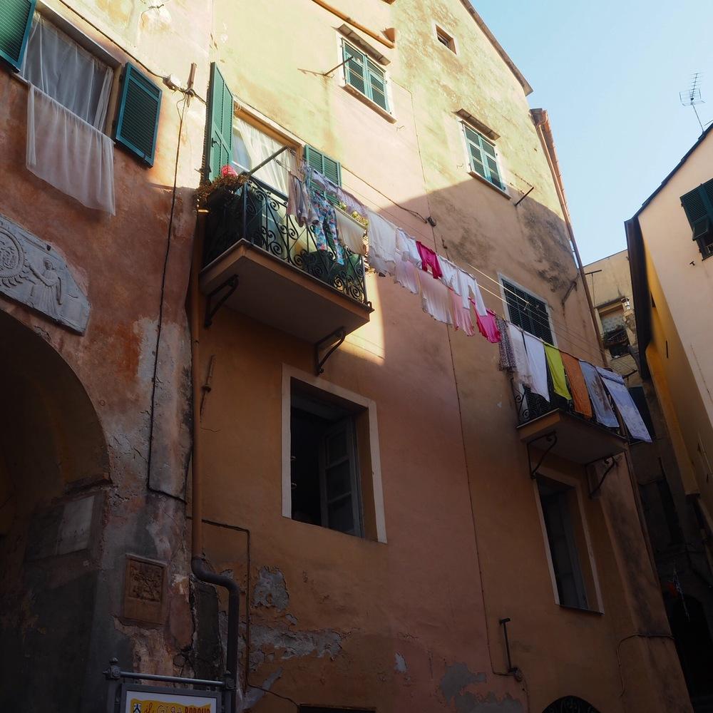 Klasické italské domečky  Traditional Italian houses