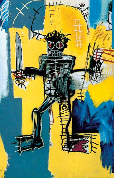 Jean Michel Basquiat (American, 1960 -1988)