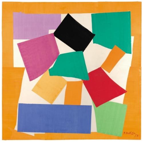 L'Escargot, Matisse (1953)