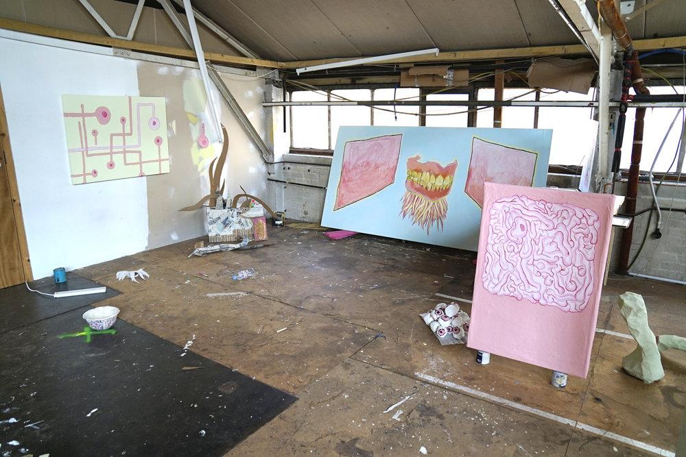 Studio shot, 2016