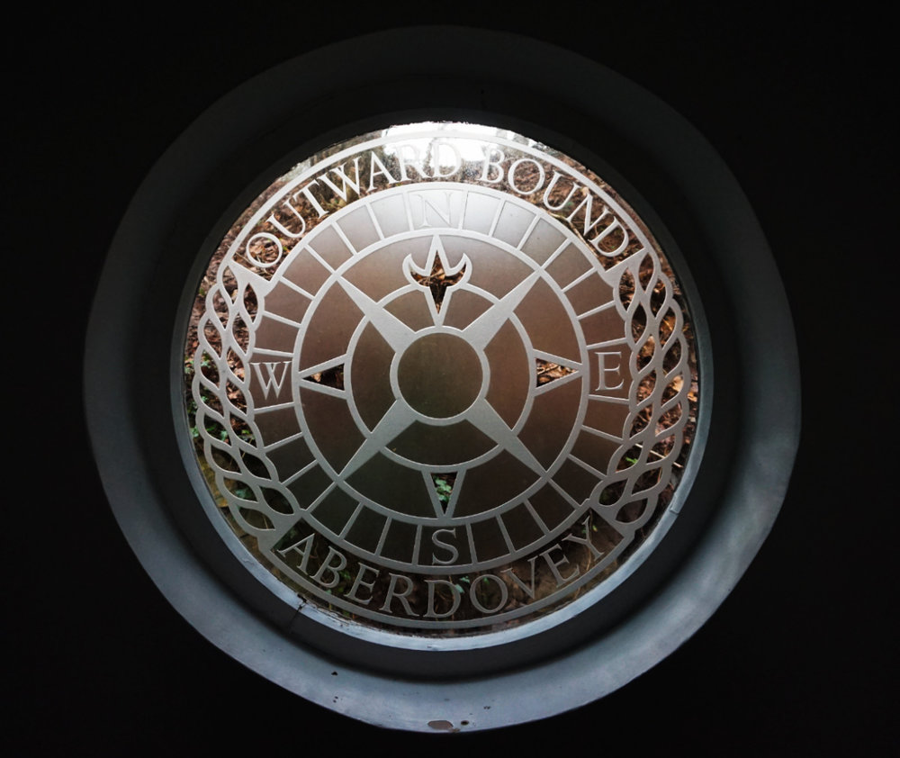 The Outward Bound Compass Rose