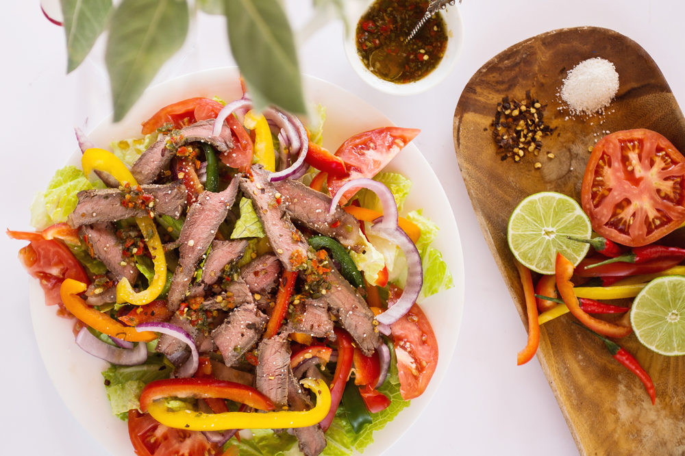 Coming Soon: Thai Beef Salad with Sauce 28
