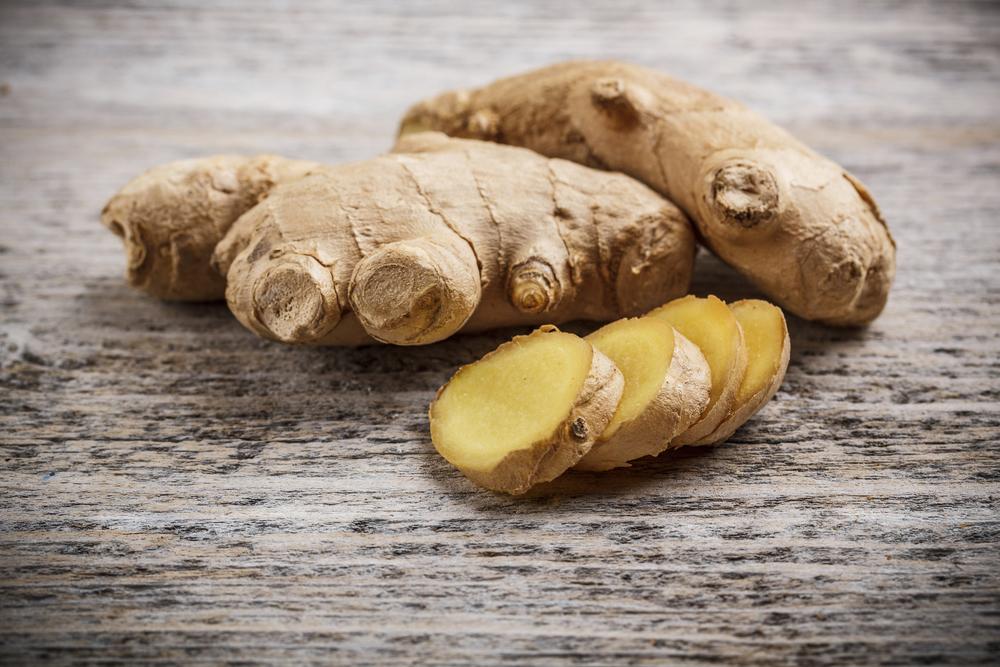 Real Ginger (No Powders)