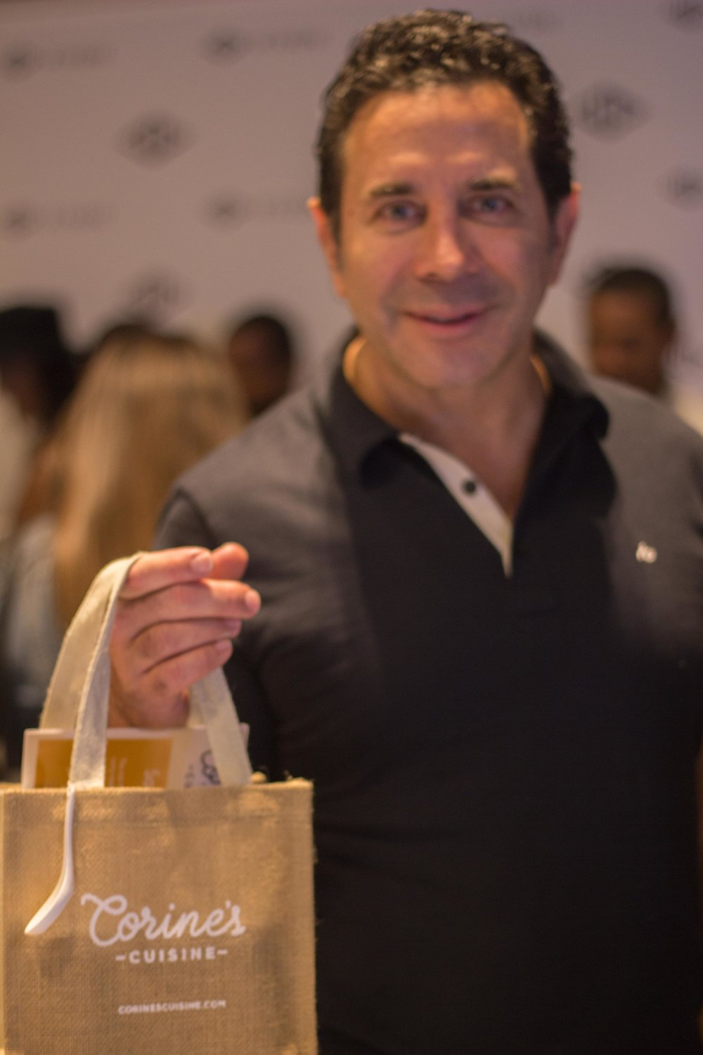 We put a smile on Dr. Paul Nassif's face!
