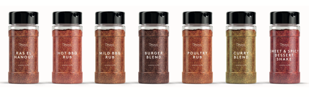 Spices, Dry Rubs, and Shakes -