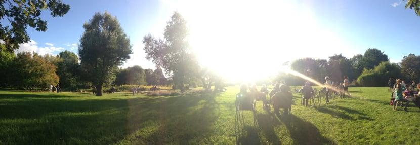 Gärten der Welt in Erholungspark Marzahn.