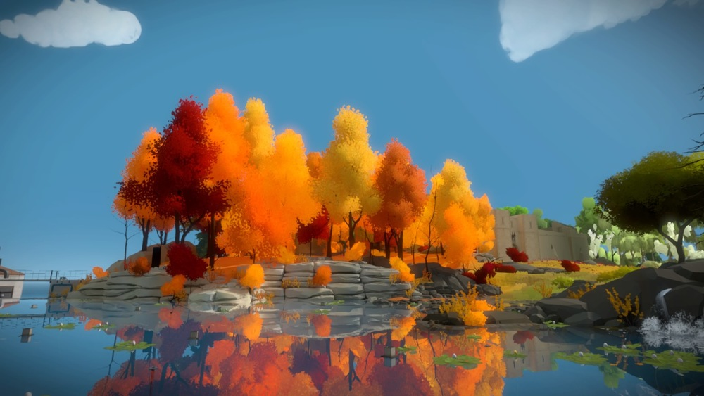 The Witness, 2016.