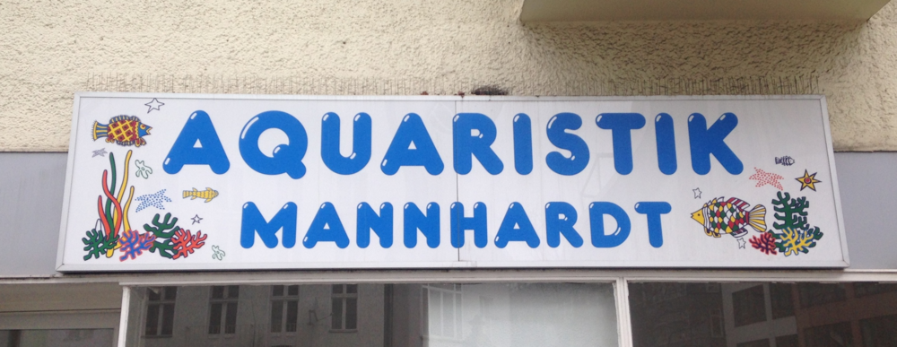 Aquaristik Mannhardt on Beusselstraße (closed 2015).