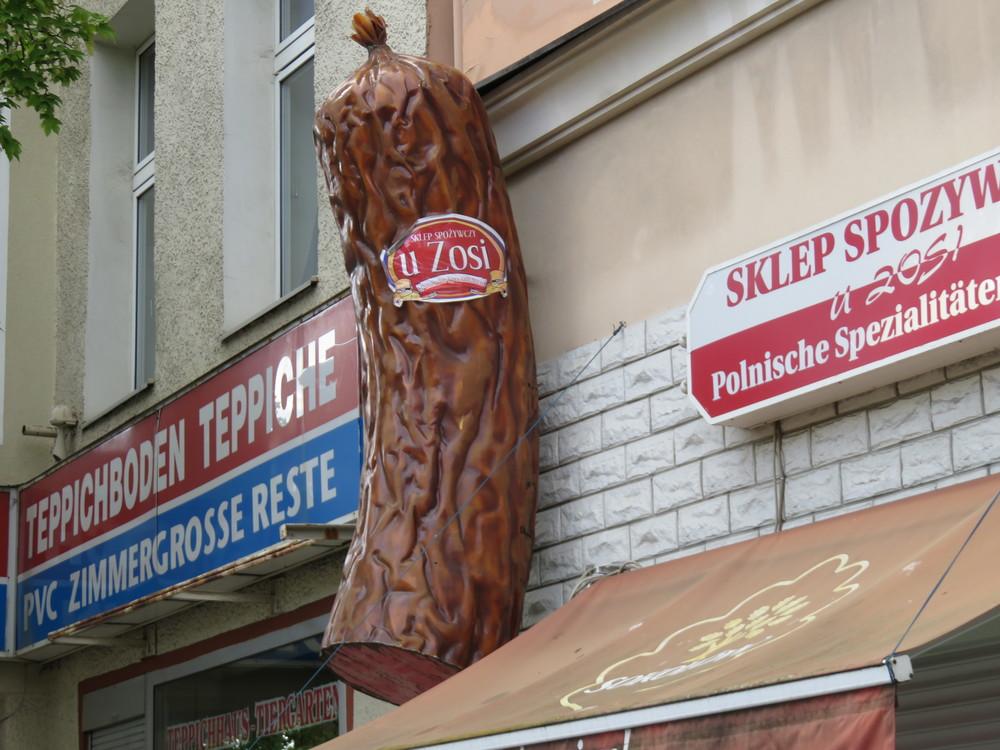 Sklep Spozywczy Polish Delicatessen, Turmstrasse.