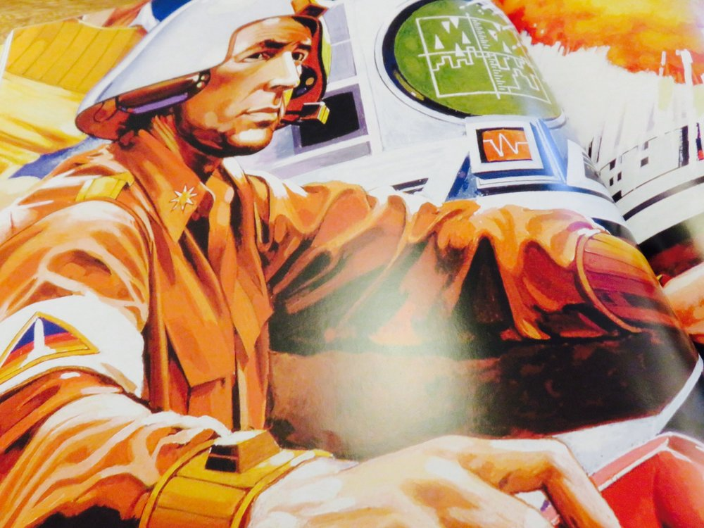 Box art for Missile Command.©The Art of Atari