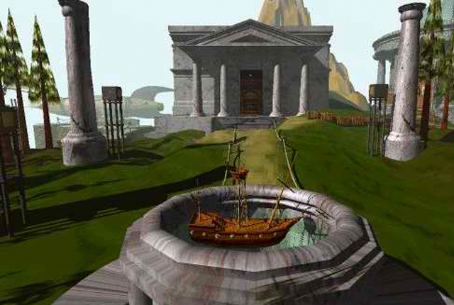 Myst . Image © Cyan Entertainment