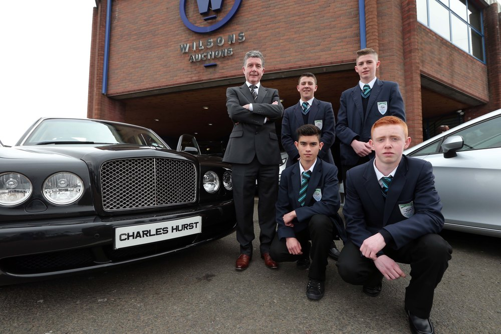 Apprentice winners Malone College with Colin McNab 2 .jpg