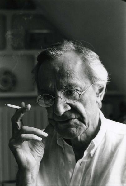 Jean-François Lyotard  ©Bracha Ettinger, 2005