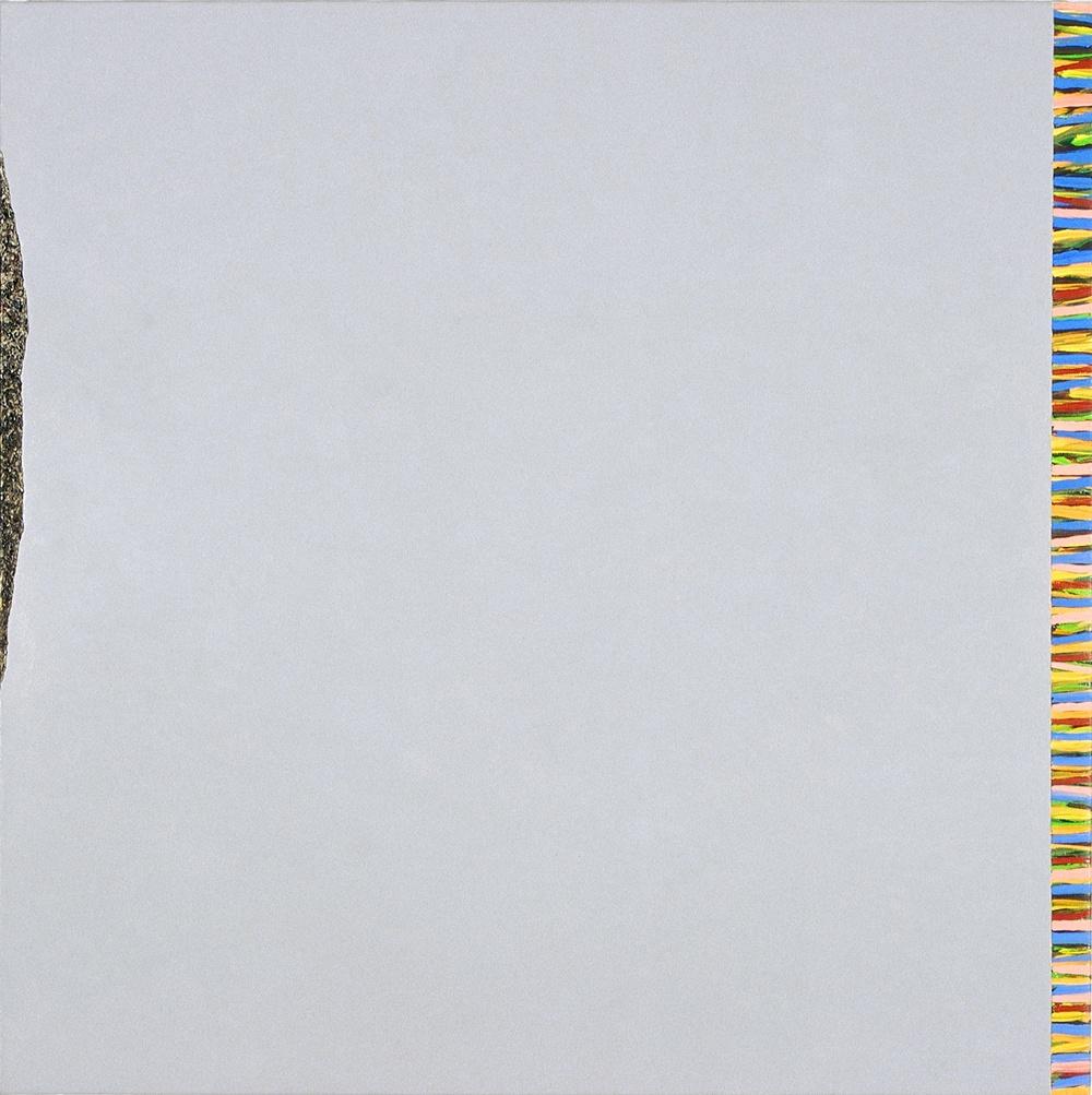 Sacra Conversazione , oil on canvas, 36 in x 36 in, 2001.