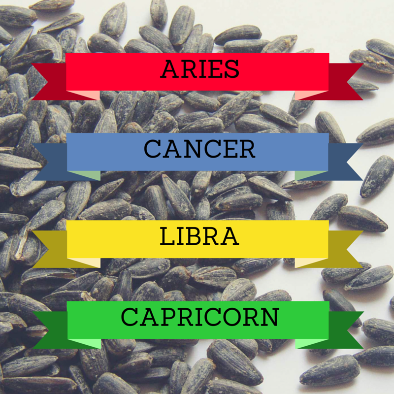 The Cardinal Squad - Aries, Cancer, Libra, and Capricorn!