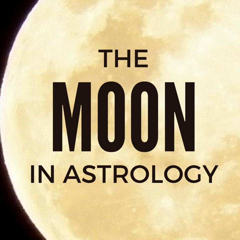 The MOON — Canary Quill Astrology