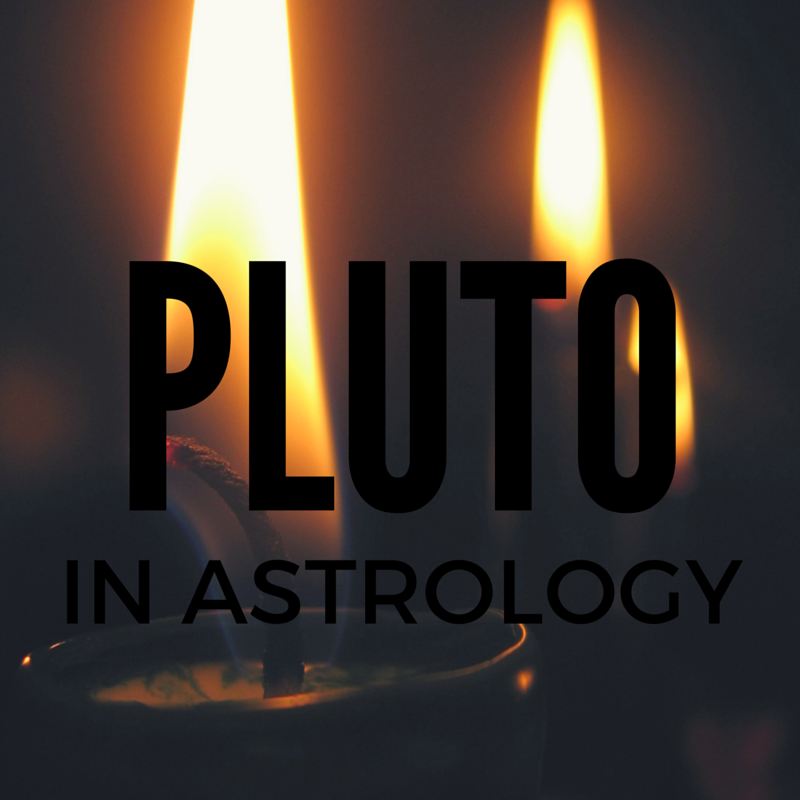 PLUTO — Canary Quill Astrology