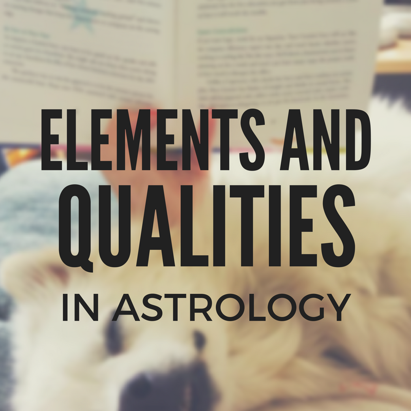 Elements Qualities