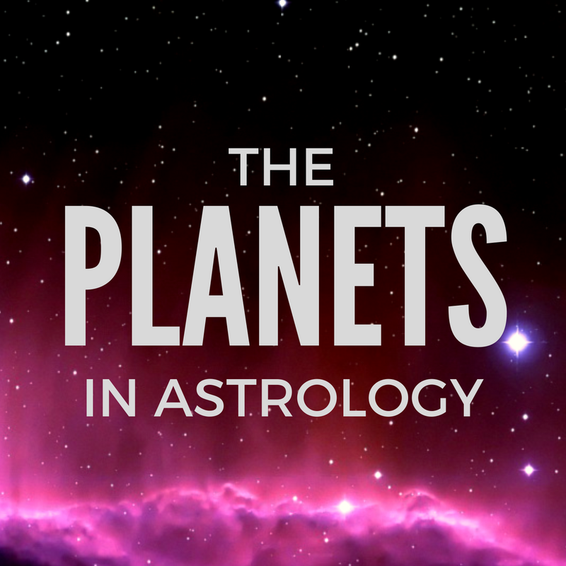 The Planets All The Pieces Of Your Astrological Personality