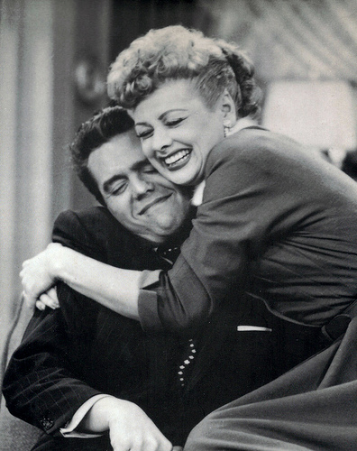 I Love Lucy, 1951-57 Source