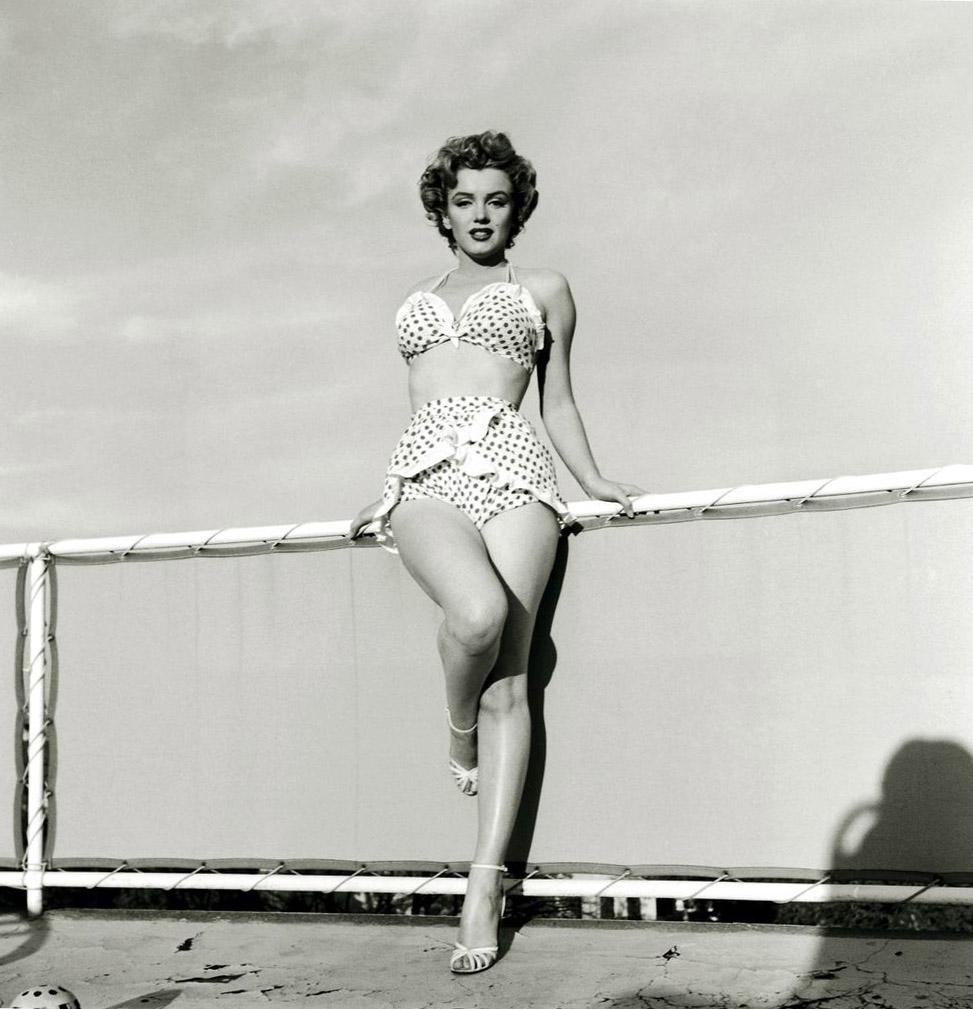 Marilyn Monroe, via