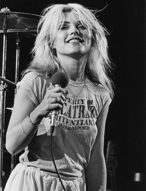 Debbie Harry, via