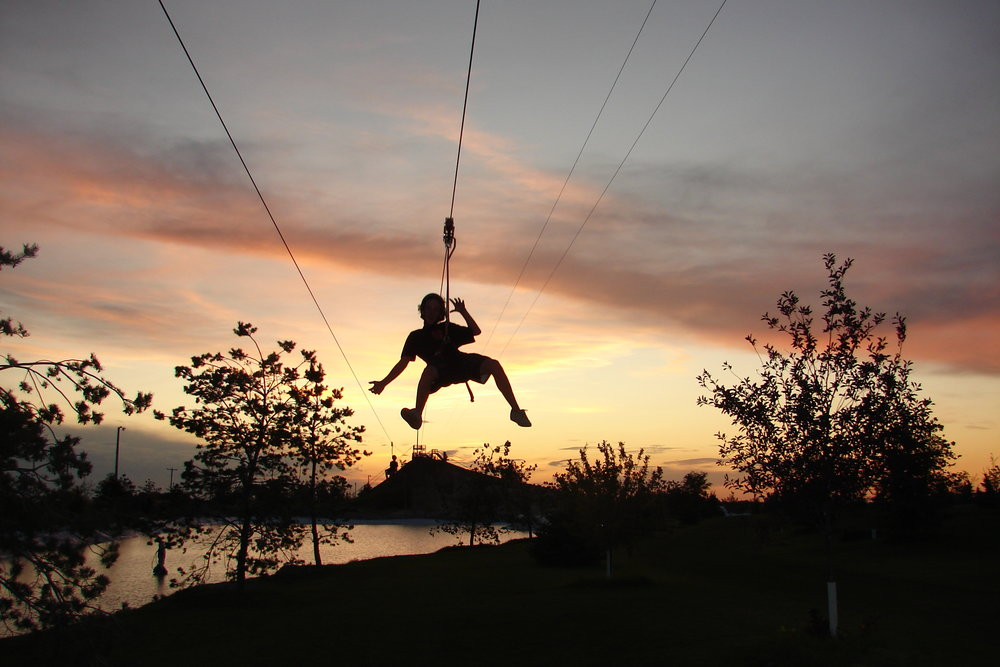 Experience Kasota Park from the best view possible!