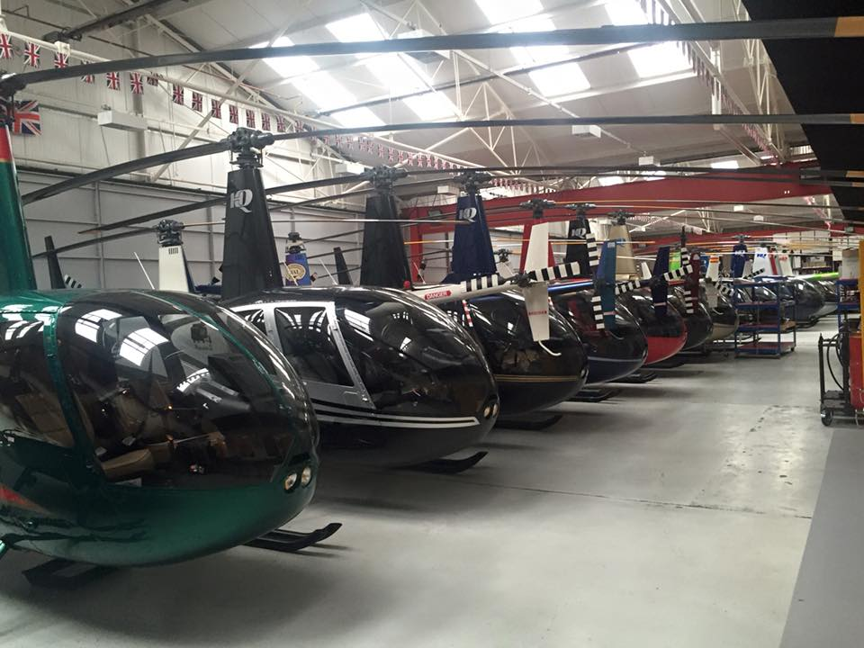 Helicopter Leaseback — HQ Aviation
