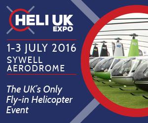 Heli UK Expo 2016