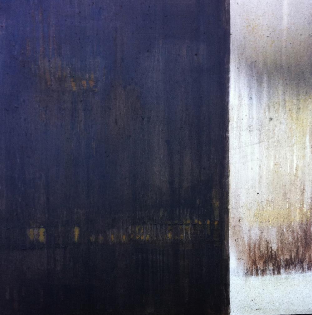 2_The Balance II,Oil on Canvas,30x30%22, 2016.jpg