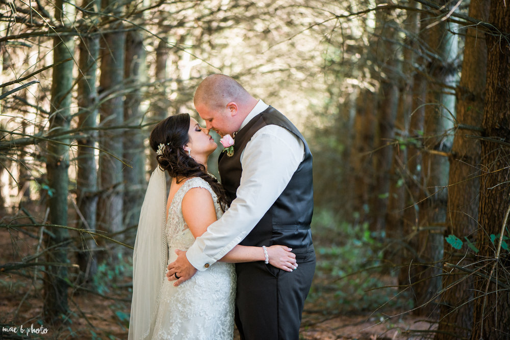 Gabby & Shane's Rustic Barn Wedding at The Barn & Gazebo in Salem Ohio