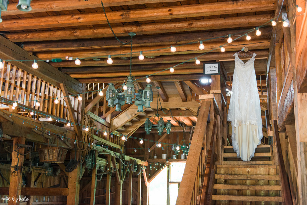 Gabby & Shane's Rustic Barn Wedding at The Barn & Gazebo in Salem Ohio1
