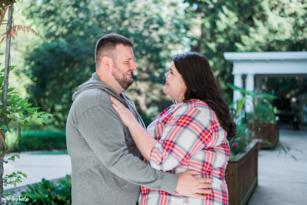 Kristina & Ryan's Summer Mill Creek Park Engagement Session in Youngstown, Ohio-2.jpg