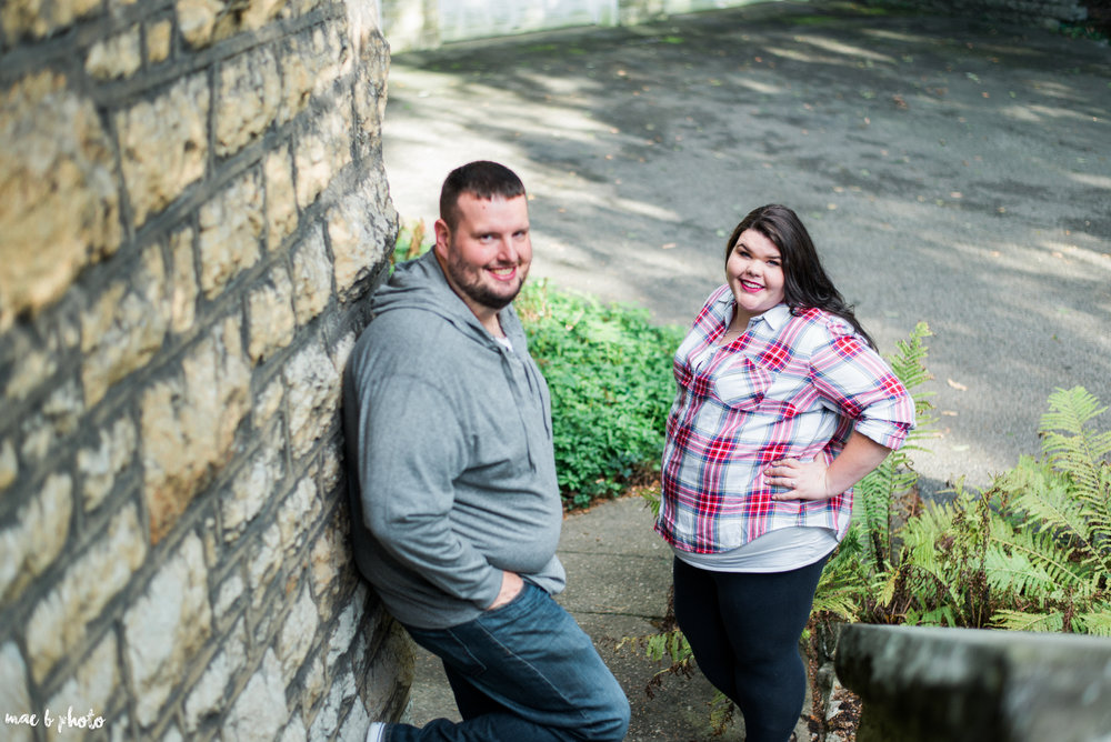 Kristina & Ryan's Summer Mill Creek Park Engagement Session in Youngstown, Ohio-18.jpg