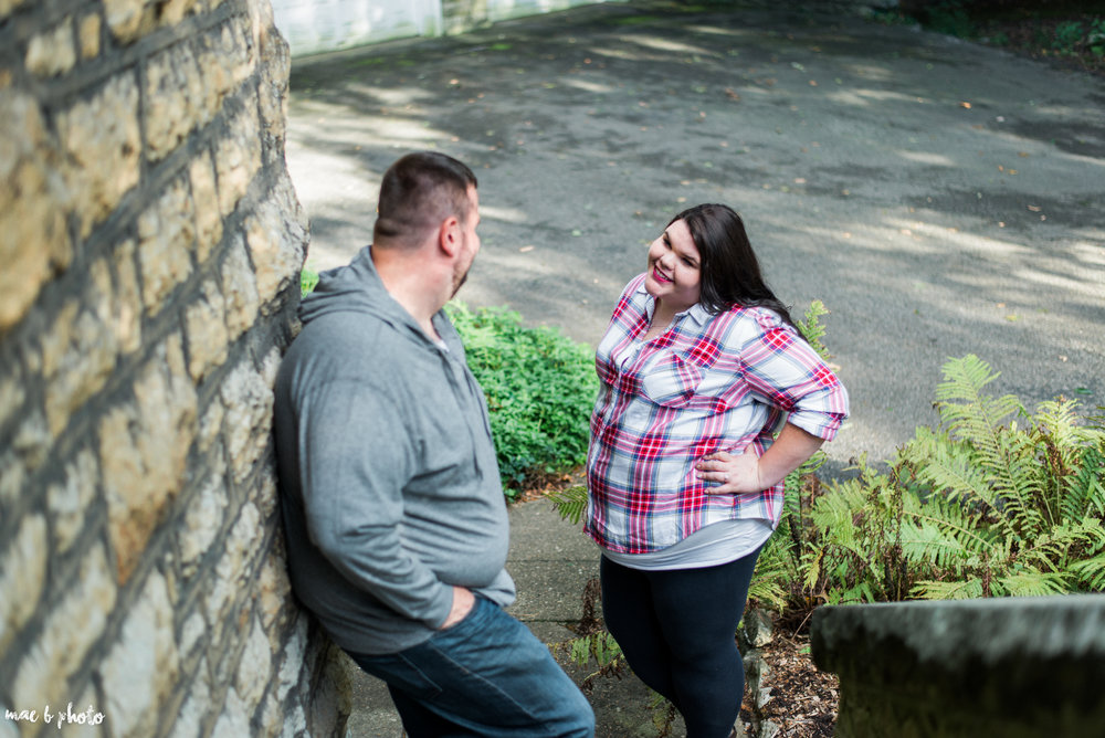 Kristina & Ryan's Summer Mill Creek Park Engagement Session in Youngstown, Ohio-19.jpg