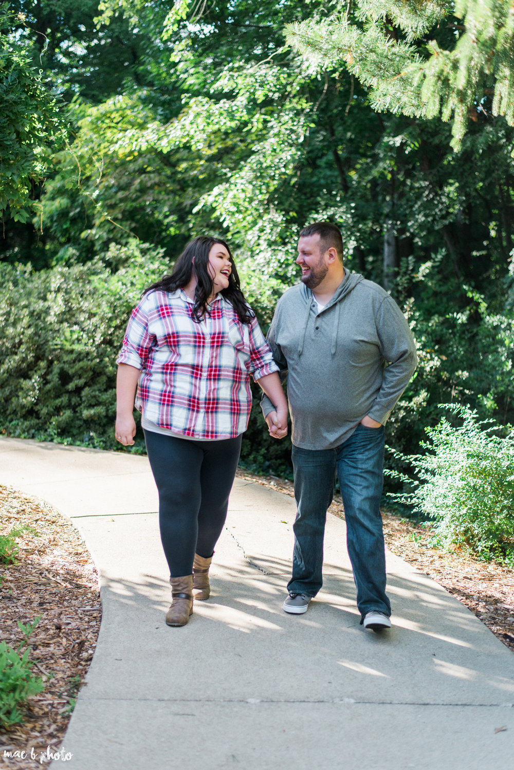Kristina & Ryan's Summer Mill Creek Park Engagement Session in Youngstown, Ohio-7.jpg