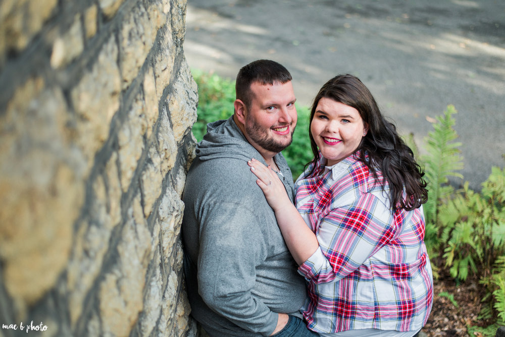 Kristina & Ryan's Summer Mill Creek Park Engagement Session in Youngstown, Ohio-21.jpg