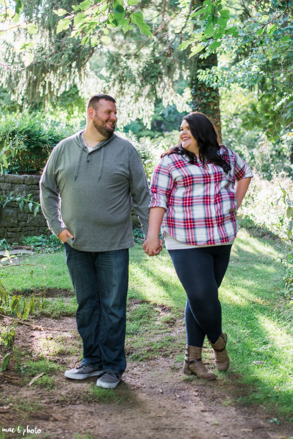 Kristina & Ryan's Summer Mill Creek Park Engagement Session in Youngstown, Ohio-9.jpg
