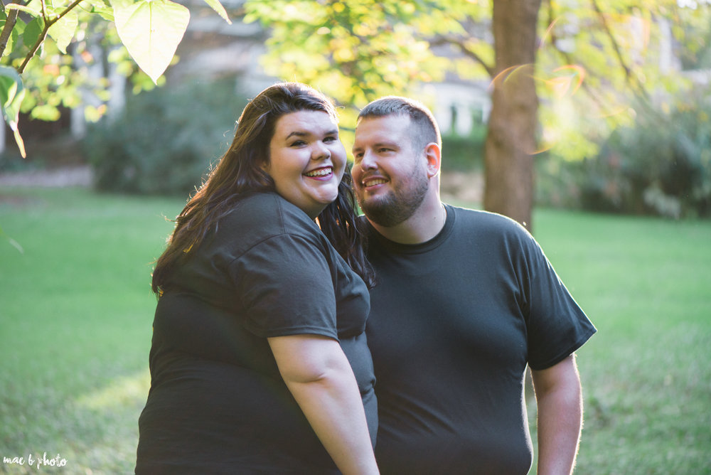 Kristina & Ryan's Summer Mill Creek Park Engagement Session in Youngstown, Ohio-36.jpg