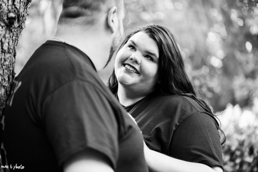 Kristina & Ryan's Summer Mill Creek Park Engagement Session in Youngstown, Ohio-29.jpg